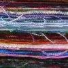 edges of fabric